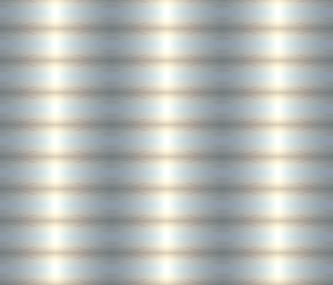 pale sunset stripe (smaller) fabric by handmadebyclairebear on Spoonflower - custom fabric
