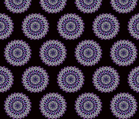Rrgiant_retro_style_pink_turquoise_blue_puple_black_and_white_dahlia_flower_shop_preview
