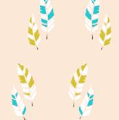 Quills (Pastel Pink)