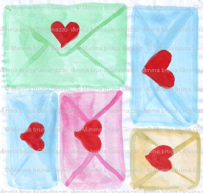 love letters bigger