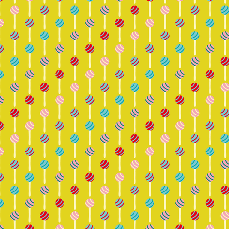 Lollipop stripe fabric by zoebrench on Spoonflower - custom fabric