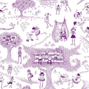 A Bout Time: Derby Toile!