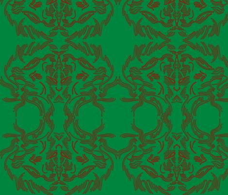 JamJax Tree Man fabric by jamjax on Spoonflower - custom fabric