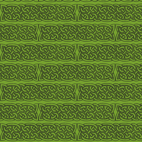 CelticBraid fabric by relative_of_otis on Spoonflower - custom fabric