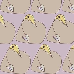 Baby Bird (Yellow Bill)