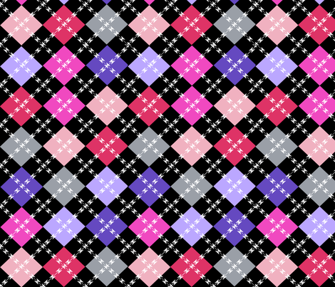 RAZOR ARGILE fabric by trcreative on Spoonflower - custom fabric