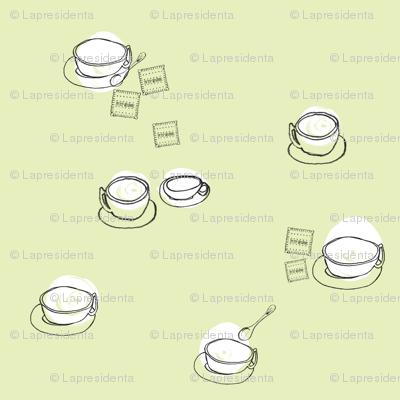 Caffe Lungo Macchiato