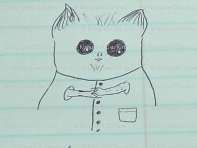 Hamster Wearing Vest