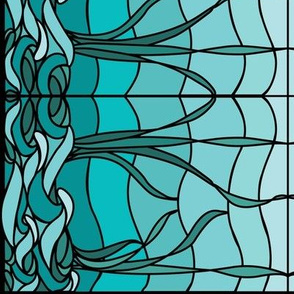 Marsh1b_recolor-waves_AQUA-SKY_BLUEGREEN_border