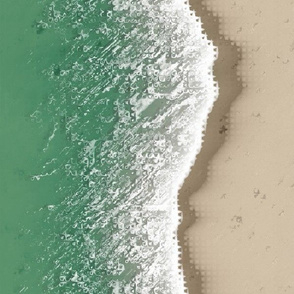 Beach, Border