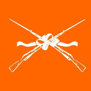 Guns and Bow Orange