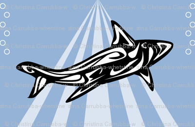 Inuit Inspired Shark