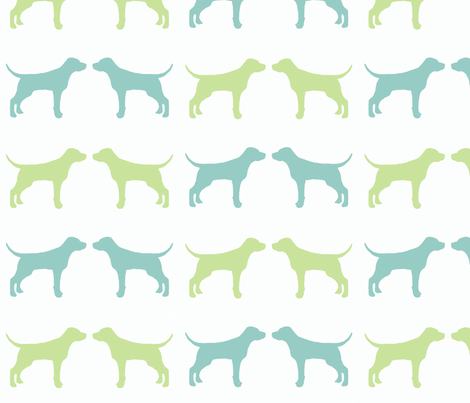 lab fab fabric by amybethunephotography on Spoonflower - custom fabric