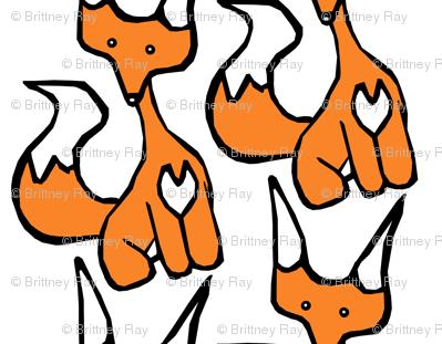 Foxy Foxy