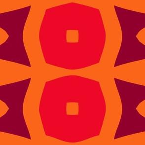 Donuts B (Orange)