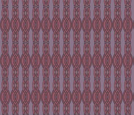 Celtic Red fabric by david_kent_collections on Spoonflower - custom fabric