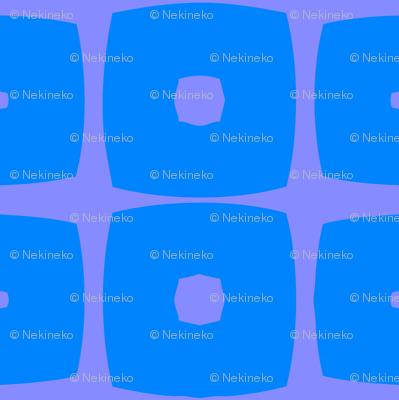 Cubes C (Blue)