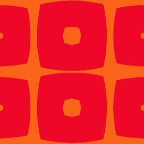 Cubes C (Orange)