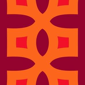 Stitches C (Orange)