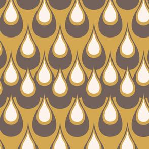 Raindrops-Butterscotch