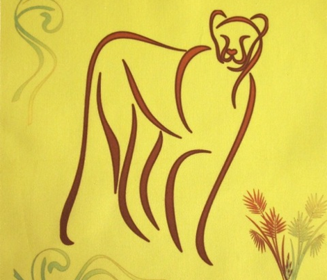 Mountain Lion © Gingezel™ Inc. 2011