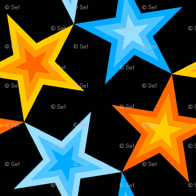 S43 CV1 stars 4 in 3 paired