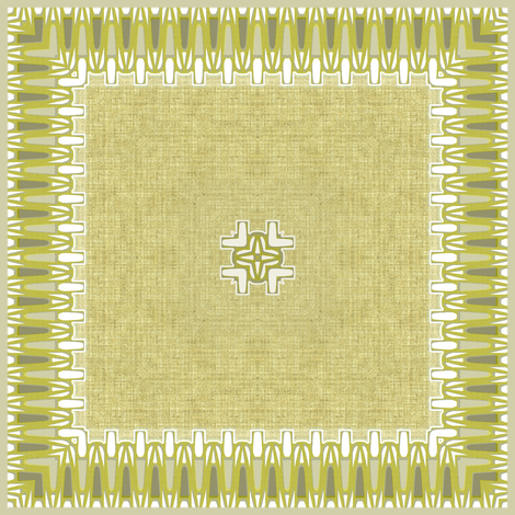 Danish Modern Decal fabric by joanmclemore on Spoonflower - custom fabric