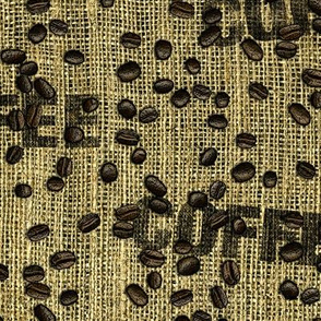 burlap & beans