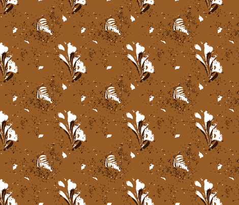 Latte fabric by princessincognita on Spoonflower - custom fabric