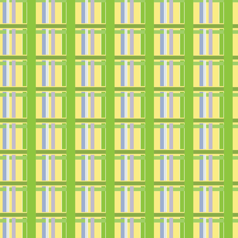 Bright Plaid-ch fabric by petals_fair on Spoonflower - custom fabric