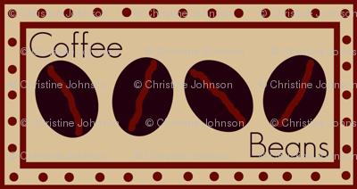 coffee beans # 6