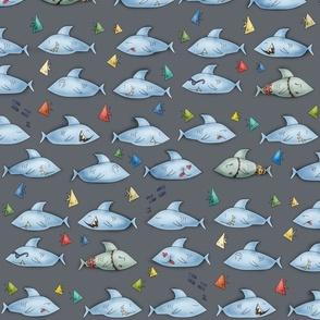 Shark moments