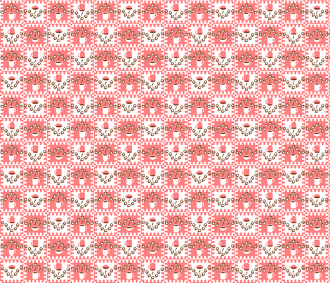 Wake up! fabric by thirdhalfstudios on Spoonflower - custom fabric