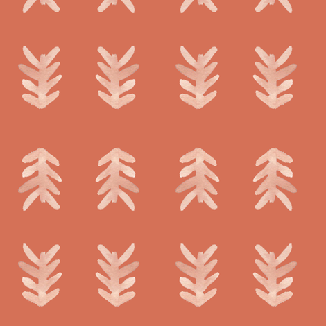 Succulent Print fabric by wiksten on Spoonflower - custom fabric