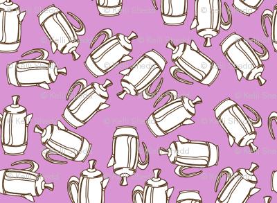 percolator-pink