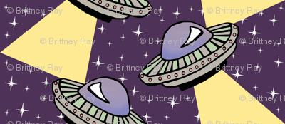 UFO Light Show