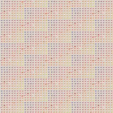 ©2011 polkadotz fabric by glimmericks on Spoonflower - custom fabric