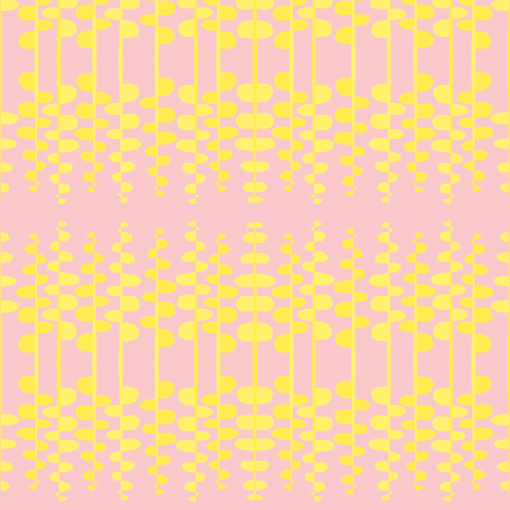 summer_swatch_pink lemonade fabric by mainsail_studio on Spoonflower - custom fabric
