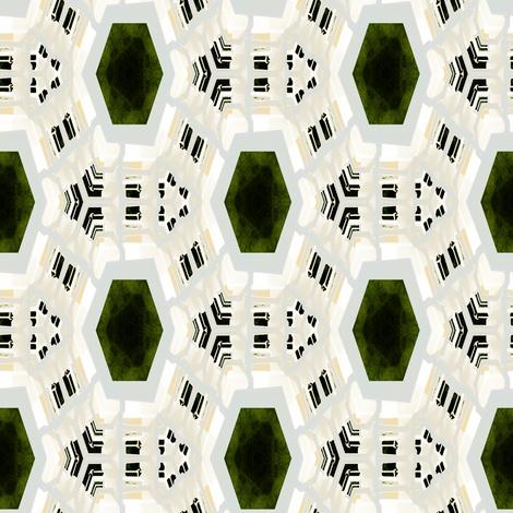 Seagull Kaleidoscope Design, S