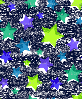 Star Bright - navy