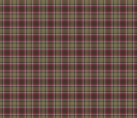 Caithness District Tartan -- version 4 of 4 fabric by rengal on Spoonflower - custom fabric