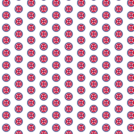 Known as Fred fabric by su_g on Spoonflower - custom fabric