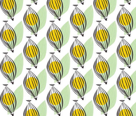 pod fabric by antoniamanda on Spoonflower - custom fabric