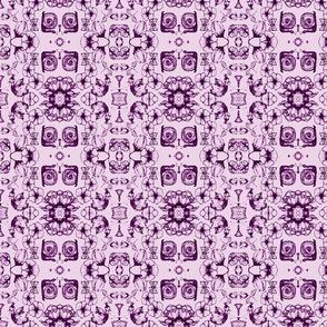 Lavender Snails
