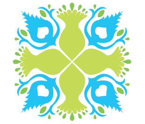 3 fabric by keskha on Spoonflower - custom fabric