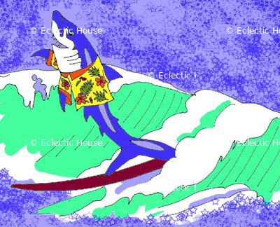 Surfer Shark