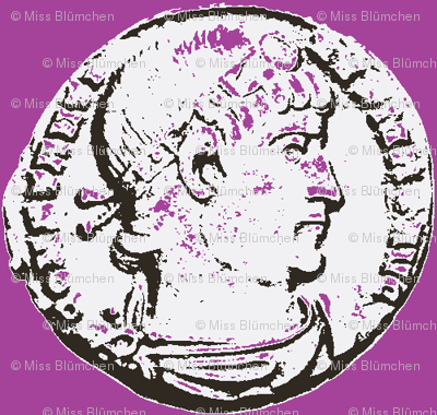 old coin lilac