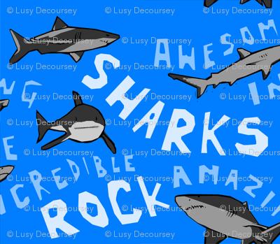 Sharks Rock!