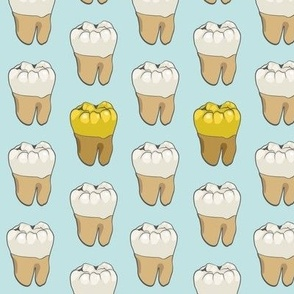 Tooth Fairy 2 (rows)