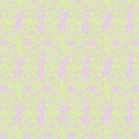 green swirl droplets fabric by dreamskyart on Spoonflower - custom fabric